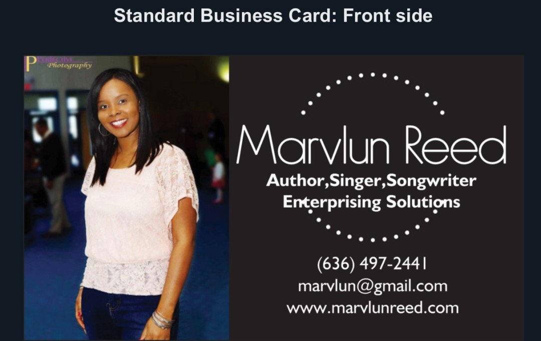 Business Cards Designs Available