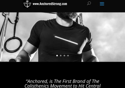 Website Design (Anchored)