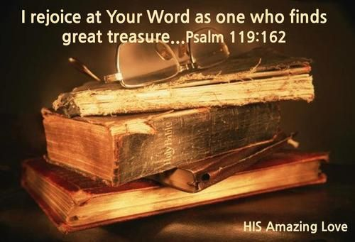 His Word Brings Life (Quiet-Time Review)