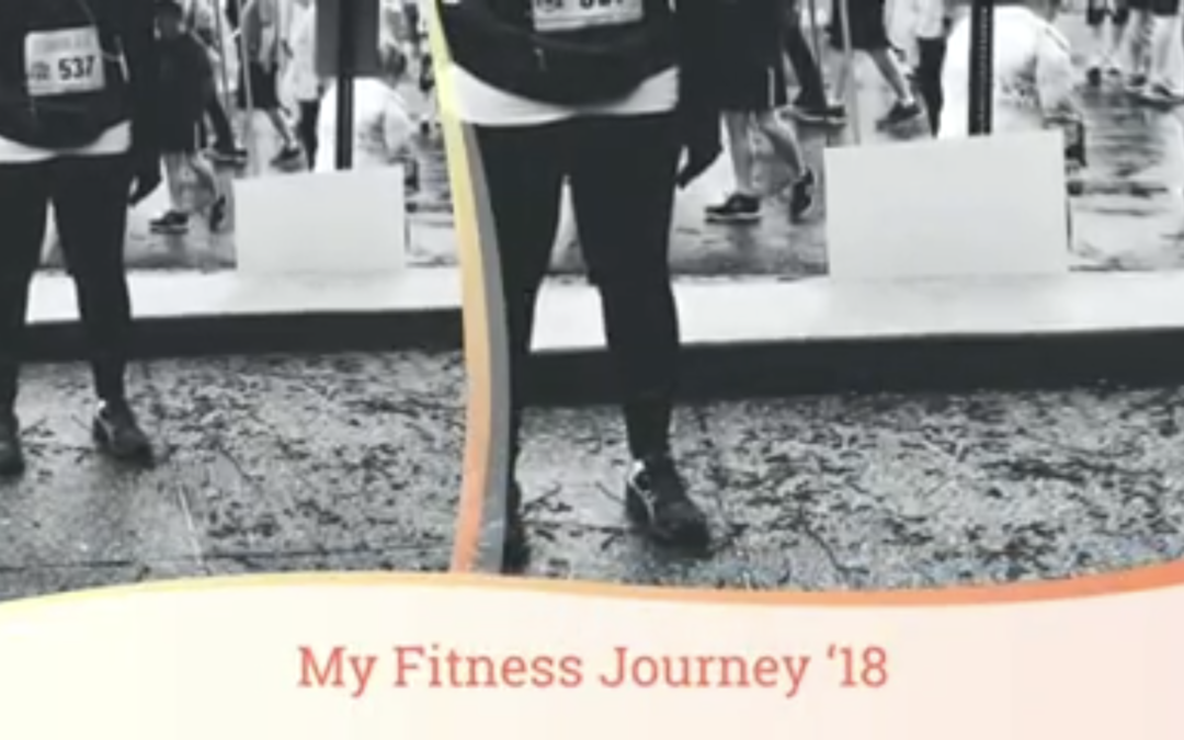 VLOG: My Fitness Journey '18